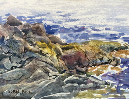 Monhegan – July 2020