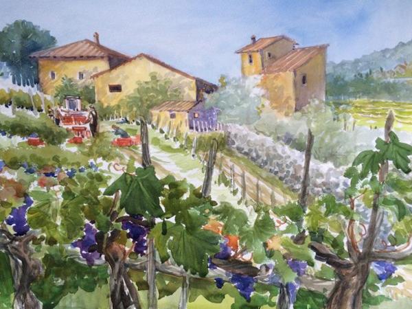 Tuscany – October 2021